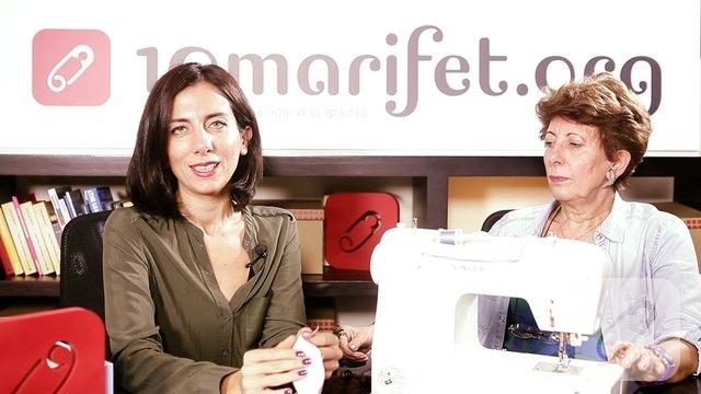 Video: Makinede düz dikiş nasıl yapılır?