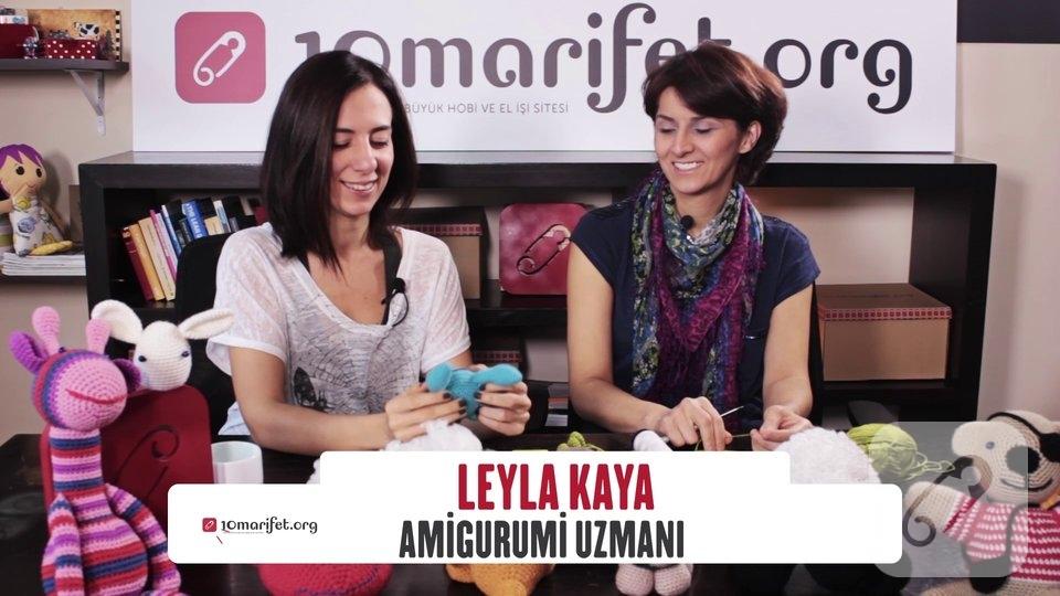 Video: Örgü oyuncak amigurumi yengeç nasıl yapılır? – 1
