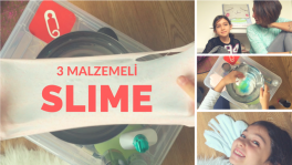 Video: Kolay slime yapımı