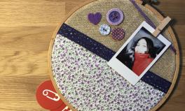 Video: Hediyelik kolay kasnak pano yapımı