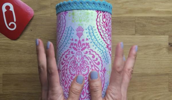 Video: Şık bir teneke kutu kaplama nasıl yapılır?