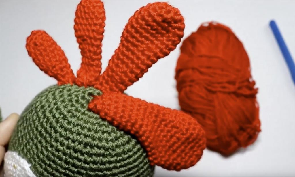 Amigurumi Nedir Nasıl Yapılır : Video amigurumi horoz yapımı İbik Örgüsü marifet da
