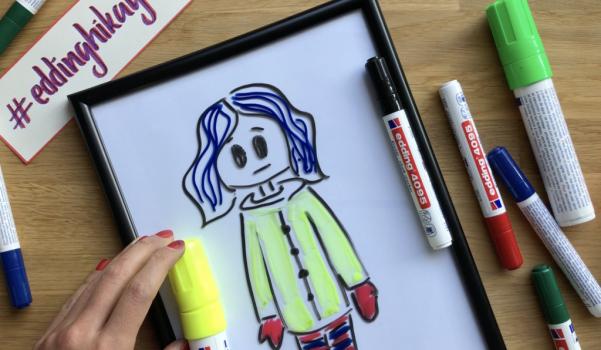 Video: Likit tebeşir kalemleri nasıl kullanılır?