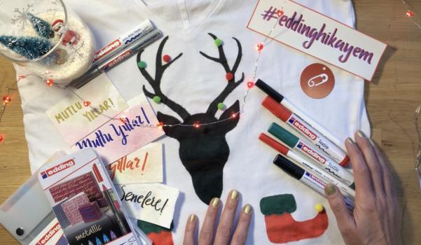 Video: edding ile yılbaşı için süsleme ve hediye fikirleri