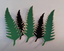 Video: Kağıttan yaprak duvar süsü yapımı