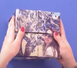 Video: Sihirli küp fotoğraflık yapımı