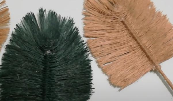 Video: Jüt ip ile dekoratif yaprak yapımı